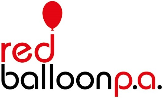 Red Balloon PA - Logo
